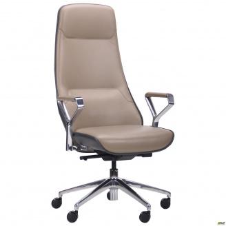 Компьютерное кресло AMF Luis Beige-Grey