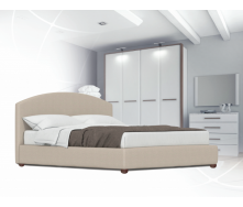 Ліжко Мілена Модерн з матрацом 165х92х210 см
