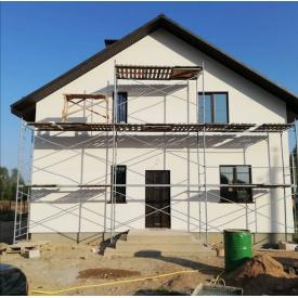 Риштування рамні будівельні комплектація 10 x 12 м