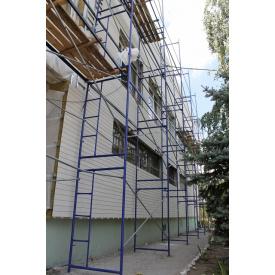 Риштування рамні будівельні комплектація 4 x 6 м