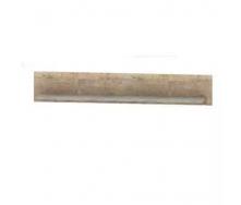 Полиця навісна Бар Сокме 140х21х28 см вудкон / дуб гранд пісочний