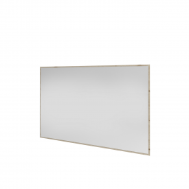 Дзеркало Барселона Сокме 80х30х55 сі дуб веленгтон / білий