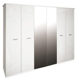 Шафа Прованс 6Д білий глянець Миро-Марк