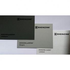 Кровля Титан цинк Rheinzink 0.7 мм