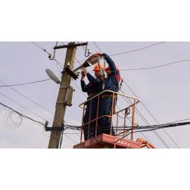 Монтаж и ремонт сетей уличного освещения