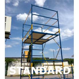 Вежа тура серії Standart 1,3 х 1,85м