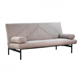 Прямой мягкий диван Фридом Richman 970x2070x950 мм на металлических ножках