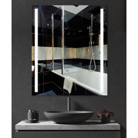 Зеркало с LED подсветкой №ML-03 (500х700х30 мм)