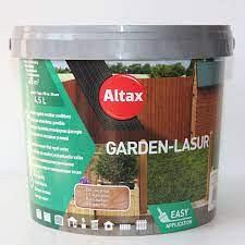 Лазурь Altax Garden Lasur сосна 4,5л