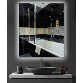 Зеркало с фоновой подсветкой ML - 06 60х80