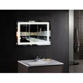 Зеркало с подсветкой LED ML- 10 80х60