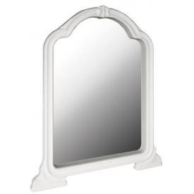 Зеркало Футура белый глянец Миро-Марк