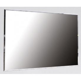 Зеркало Фемели 90х60 белый глянец Миро-Марк