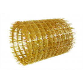 Сетка композитная 2 мм ячейка 100х100 (25м2)