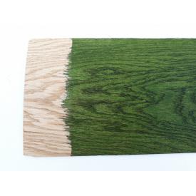 Морилка для дерева на водной основе 0.5 кг зелёного цвета