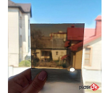 Лист бронзового полікарбонату 2.05х3.05м (SOTON) 2 мм