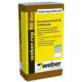 Цементная ремонтная смесь weber.rep KB DUO