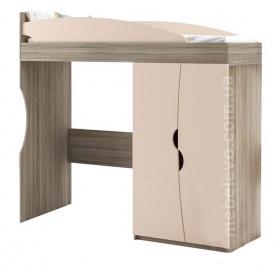 кровать-горка Савана Нью 80х190 дуб сонома Мир мебели