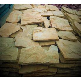 Плитка камяна (2-2.5см) Жовта