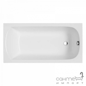 Прямоугольная ванна Polimat Classic slim 180x80 00439 белая