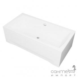 Бічна панель для ванни Polimat Apri 140х70 00374 біла