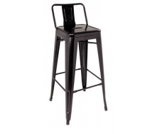 Барный стул SDM Tolix металлический матовый