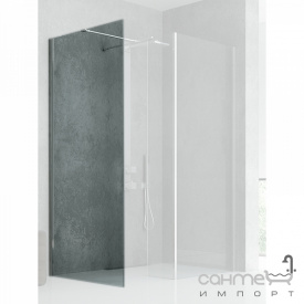 Бокова стінка душової кабіни New Trendy New Modus 100 EXK-0047 прозоре