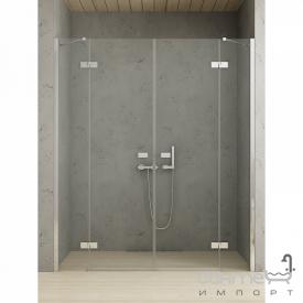 Душові двері New Trendy Reflexa L 150 EXK-1204 / EXK-1205 прозоре скло