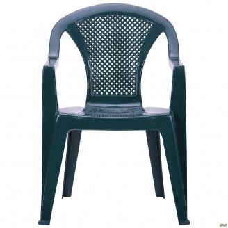 Пластиковое кресло AMF 820х590х570 мм зеленый-15