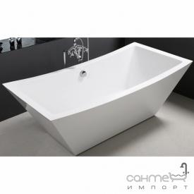 Акриловая ванна отдельностоящая с сифоном Volle 12-22-344 белая
