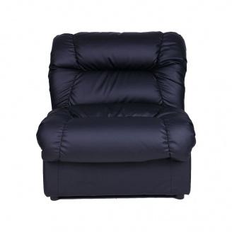 Одноместный диван AMF Визит модуль черного цвета
