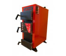 Твердопаливний котел для будинку 16 кВт KRAFT 16E сталь 5 мм