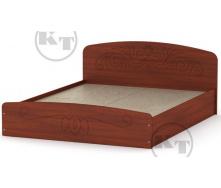 Ліжко Ніжність -160 МДФ яблуня Компаніт