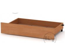 Ящик ліжка Класика Модерн вільха Компаніт