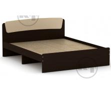 Ліжко Класика 140 венге комбі Компаніт