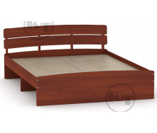 Ліжко Модерн 140 яблуня Компаніт