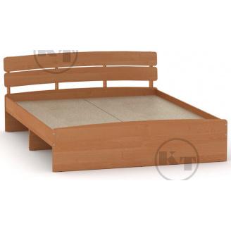 Ліжко Модерн 140 вільха Компаніт