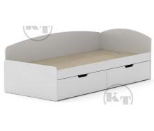 Ліжко -90 + 2С німфея альба Компаніт
