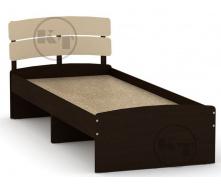 Ліжко Модерн 80 венге комбі Компаніт