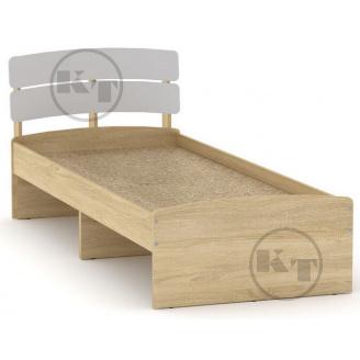 Ліжко Модерн 80 дуб Сонома комбі Компаніт