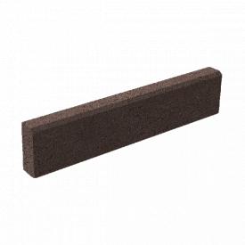 Поребрик ЕKО 1000х200х60 мм коричневий