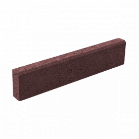 Поребрик ЕКО 1000х200x60 мм червоний