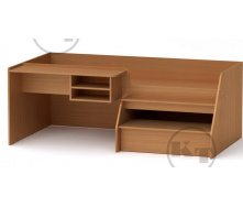 Ліжко Універсал-3 190х70 бук Компаніт