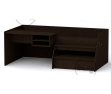 Ліжко Універсал-3 190х70 венге Компаніт