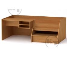 Ліжко Універсал-3 190х70 вільха Компаніт