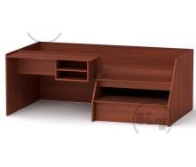 Ліжко Універсал-3 190х70 яблуня Компаніт
