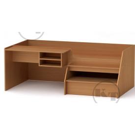 Кровать Универсал-3 190х70 бук Компанит
