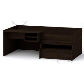 Кровать Универсал-3 190х70 венге Компанит