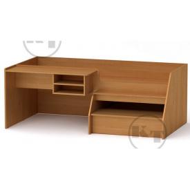 Кровать Универсал-3 190х70 ольха Компанит
