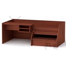 Кровать Универсал-3 190х70 яблоня Компанит